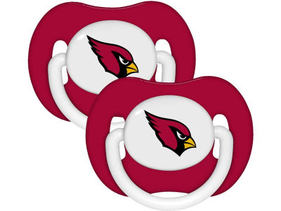 Arizona Cardinals 2-pack Pacifier Set