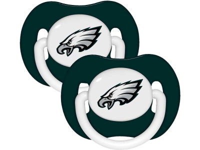 Philadelphia Eagles 2-pack Pacifier Set