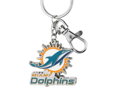 Miami Dolphins Heavyweight Keychain
