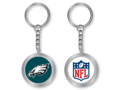 Philadelphia Eagles Spinning Keychain
