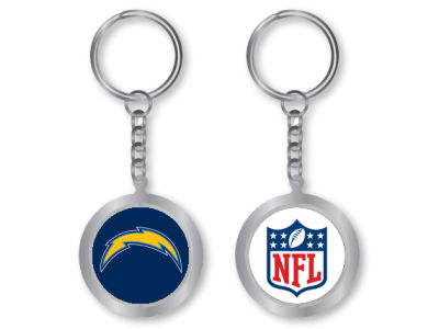 Los Angeles Chargers Spinning Keychain