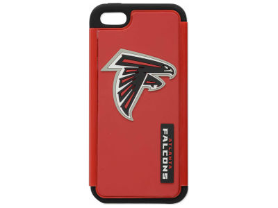 Atlanta Falcons iPhone SE Dual Hybrid Case
