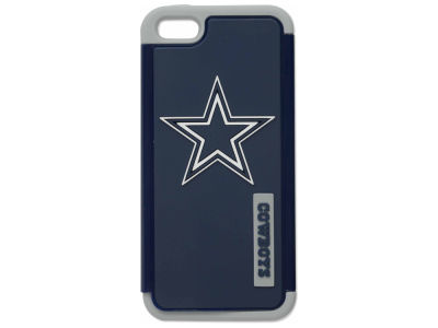 Dallas Cowboys iPhone SE Dual Hybrid Case