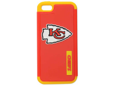 Kansas City Chiefs iPhone SE Dual Hybrid Case