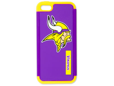 Minnesota Vikings iPhone SE Dual Hybrid Case