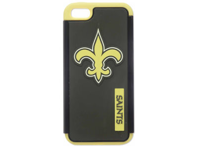 New Orleans Saints iPhone SE Dual Hybrid Case