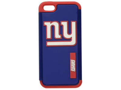 New York Giants iPhone SE Dual Hybrid Case