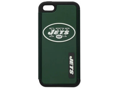 New York Jets iPhone SE Dual Hybrid Case