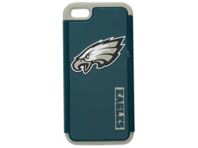 Philadelphia Eagles iPhone SE Dual Hybrid Case