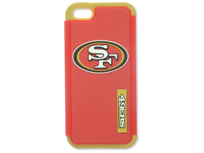 San Francisco 49ers iPhone SE Dual Hybrid Case