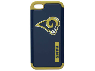 St. Louis Rams iPhone SE Dual Hybrid Case