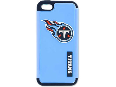 Tennessee Titans iPhone SE Dual Hybrid Case