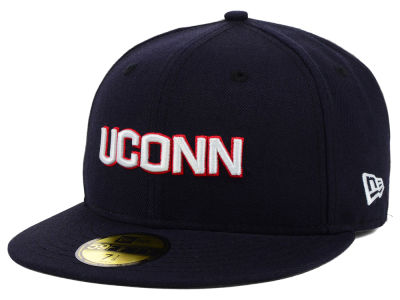 Connecticut Huskies New Era NCAA AC 59FIFTY Cap