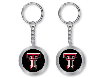 Texas Tech Red Raiders Spinning Keychain