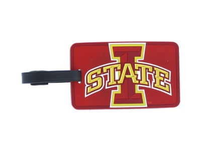 Iowa State Cyclones Soft Bag Tag