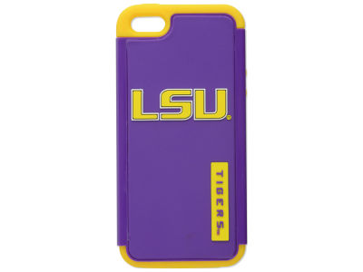 LSU Tigers iPhone SE Dual Hybrid Case