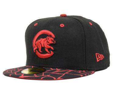 Chicago Cubs New Era MLB Pop Crackle 59FIFTY Cap