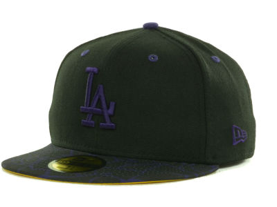 Los Angeles Dodgers New Era MLB Pop Crackle 59FIFTY Cap