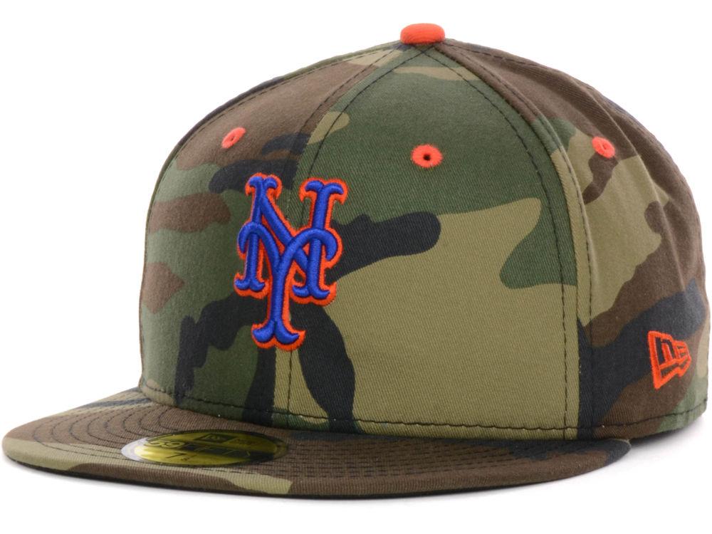 buy online 8351b 1ffdf ... norway new york mets new era mlb camo pop 59fifty cap 6daf6 1186a
