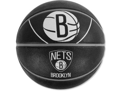Brooklyn Nets Courtside Ball Size 7 Boxed