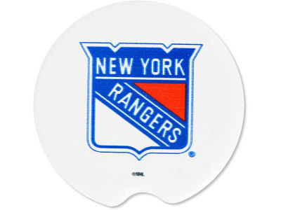 New York Rangers 2 Pack Car Coasters