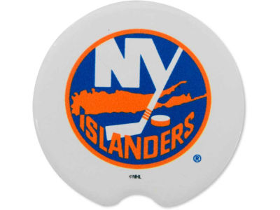 New York Islanders 2 Pack Car Coasters