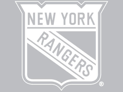 "New York Rangers Die Cut Decal 8""x8"""