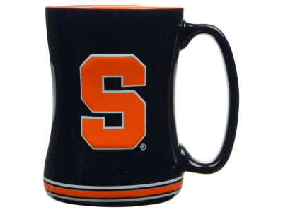 Syracuse Orange Boelter Brands 14 oz Relief Mug