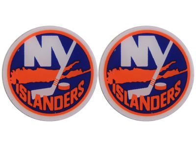New York Islanders Logo Post Earrings