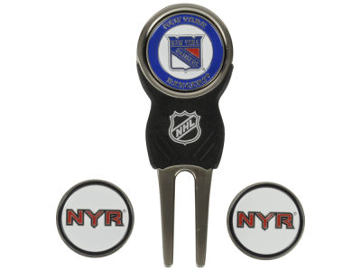 New York Rangers Divot Tool and Markers