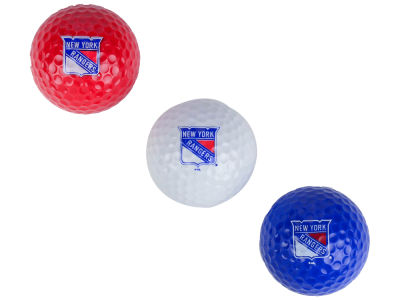 New York Rangers 3-pack Golf Ball Set