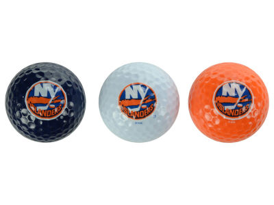 New York Islanders 3-pack Golf Ball Set