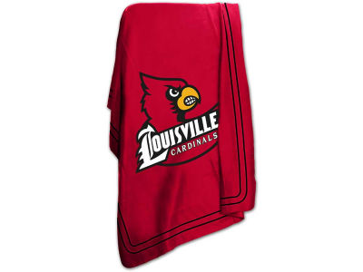 Louisville Cardinals NCAA Classic Fleece Blanket