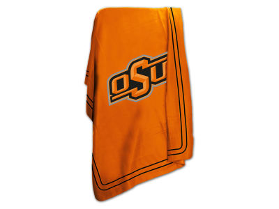 Oklahoma State Cowboys Logo Brands NCAA Classic Fleece Blanket