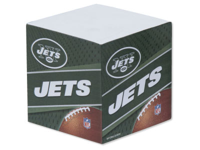 New York Jets Sticky Note Cube
