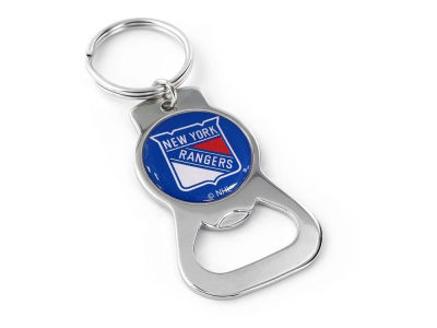 New York Rangers Aminco Bottle Opener Keychain