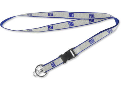 New York Giants Sparkle Lanyard-Aminco