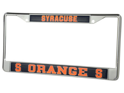 Syracuse Orange Laser Frame