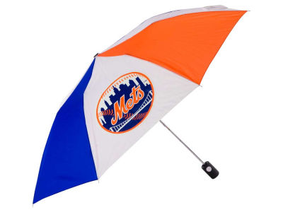 New York Mets Automatic Folding Umbrella