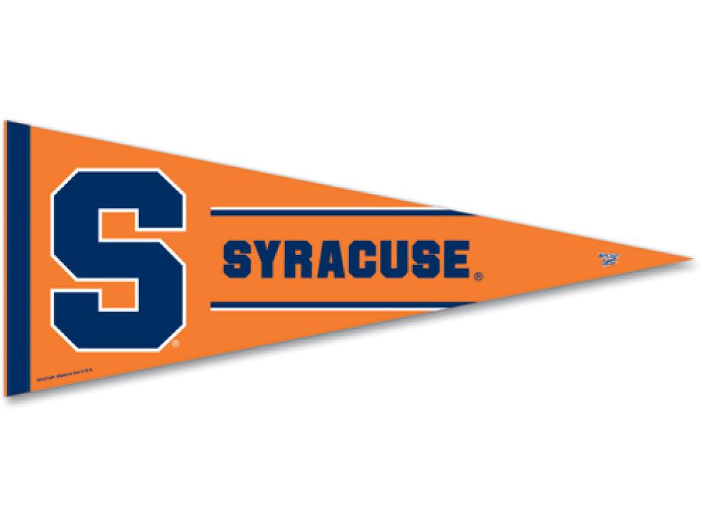 3e6eedd71 Syracuse Orange Wincraft 12x30in Pennant