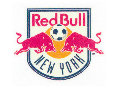 New York Red Bulls Tattoo 4-pack