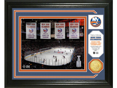 New York Islanders Photo Mint Coin-Bronze