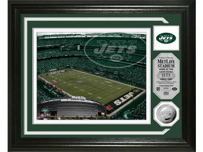 New York Jets Photo Mint Coin-Bronze