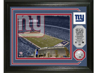 New York Giants Photo Mint Coin-Bronze