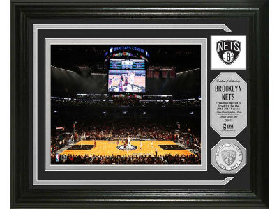 Brooklyn Nets Photo Mint Coin-Bronze