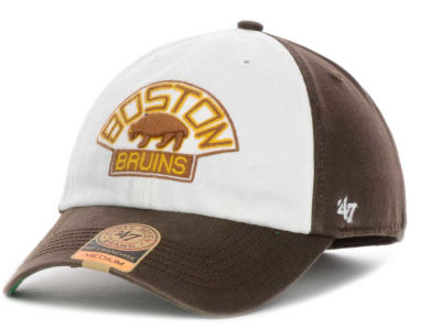 Boston Bruins '47 NHL Hall of Fame '47 FRANCHISE Cap