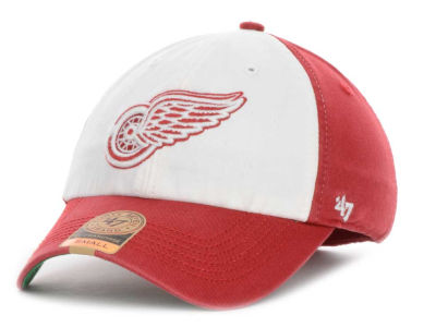 Detroit Red Wings '47 NHL Hall of Fame '47 FRANCHISE Cap