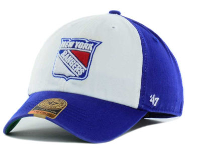 New York Rangers '47 NHL Hall of Fame '47 FRANCHISE Cap