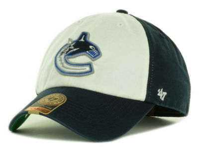 Vancouver Canucks '47 NHL Hall of Fame '47 FRANCHISE Cap