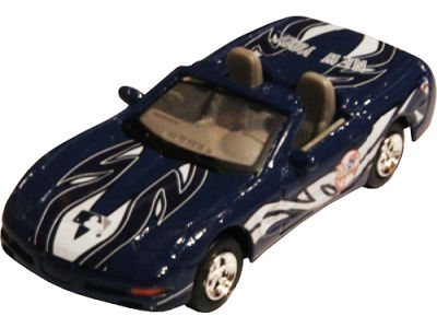 New York Yankees 1:64 Corvette